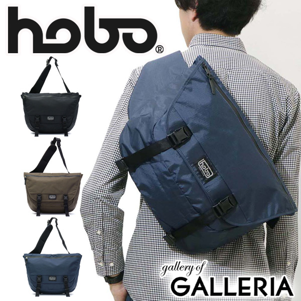 40 Off Hobo Polyester Ripstop With Waterproof Zip Messenger Bag Shoulder Bags Mens Womens Hb Bg2636