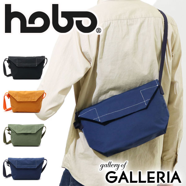 ホーボー ショルダー hobo ショルダーバッグ Cotton Nylon Grosgrain Flap Shoulder Bag バッグ ミニショルダー 斜めがけ メンズ レディース HB-BG2705