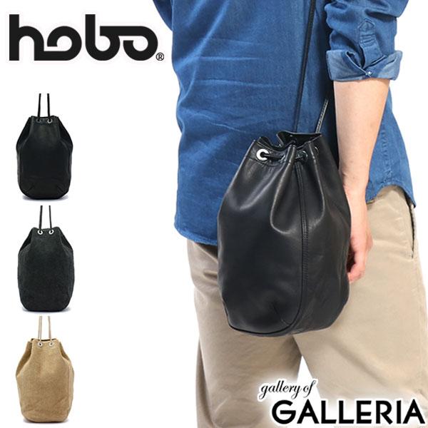 もれなく選べるノベルティプレゼント★ホーボー バッグ hobo ショルダー ショルダーバッグ Drawstring Bag 巾着 斜め掛け メンズ レディース HB-BG2816【ラッキーシール対応】