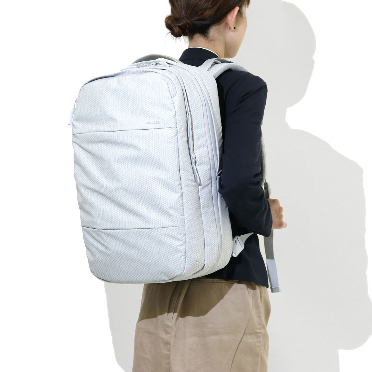 3e46f5b0ad6c Incase Backpack City Commuter Pack 2 15 inch PC storage laptop men s ladies  commute to school 37181009 37181010