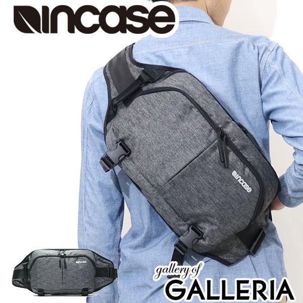 【日本正規品】Incase バッグ インケース ボディバッグ 斜めがけバッグ ウエストバッグ Reform Sling pack タブレット収納 メンズ【ラッキーシール対応】