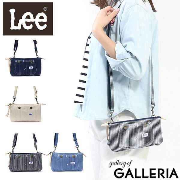 Lee bag Lee wallet shoulder wallet pochette wallet bag shoulder bag wallet  pochette Mini-shoulder overall 2 men's lady's 320-502