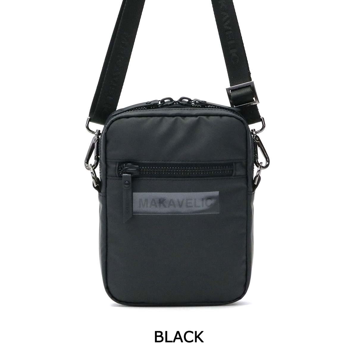 bf0cf000656f MAKAVELIC shoulder bag LUDUS BOX - LOGO POUCH BAG Men  s Women s 3108 -  10503