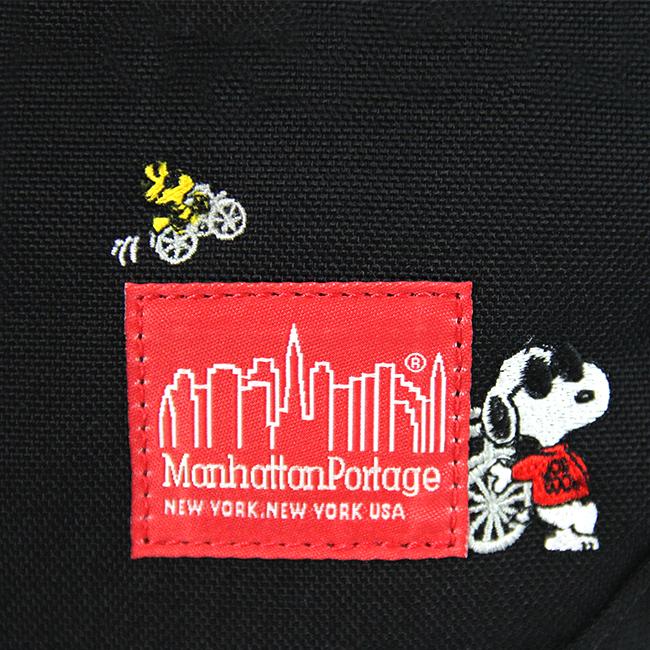曼哈顿波蒂奇史努比曼哈顿波蒂奇 × 花生曼哈顿信使包史努比挎包男装女装也还包限量版有限 MP1606VJRSNPY16