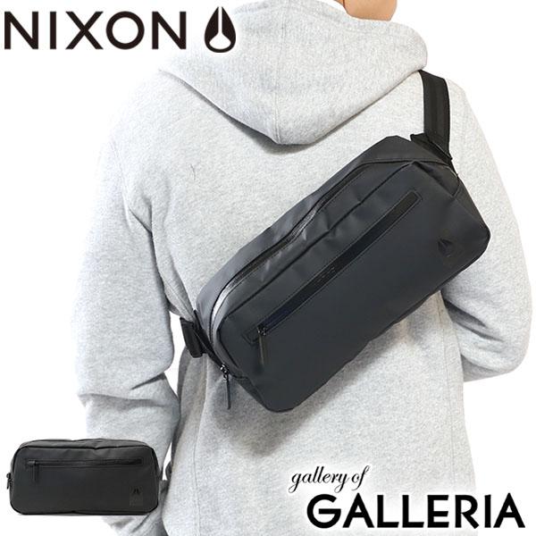 【日本正規品】ニクソン ボディバッグ NIXON スリングパック FOUNTAIN WR SLINGPACK BAG ファウンテン WATER REPELLENT COLLECTION 斜めがけ メンズ レディース NC2898