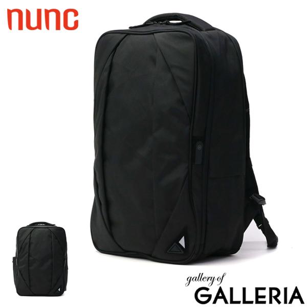 ヌンク リュック nunc バッグ リュックサック バックパック Rectangle Backpack デイパック PC 通勤 通学 メンズ レディース NN002010
