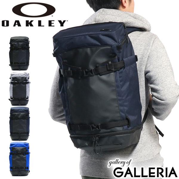【カードで29倍 | 6/10限定】 オークリー バックパック OAKLEY Essential Box Pack M 3.0 リュック 大容量 エッセンシャル ボックスパック スクエア ボックス型 メンズ レディース A4 B4 25L スポーツ 通学 921558JP