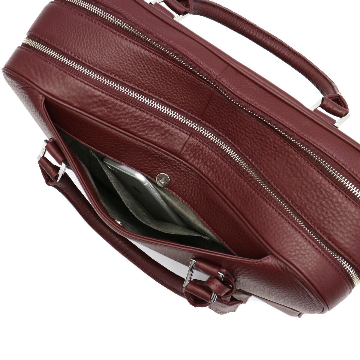 4b44cc9dc2d6 PELLE MORBIDA 2WAY briefcase business bag Men Women leather MB050 (MB023)