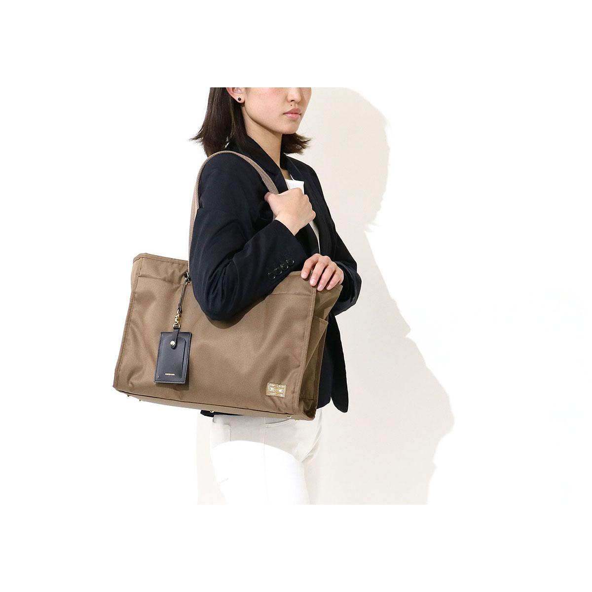 PORTER GIRL佘手提包(L)与日本871-05120做的手提袋拉链A4女士尼龙通勤通勤包