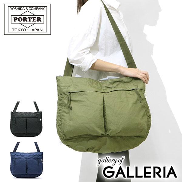 吉田カバン ポーターガール グラン PORTER GIRL GRAIN ショルダーバッグ (L) B4 レディース 吉田かばん ショルダーバッグ ななめ掛け 軽量 881-19638