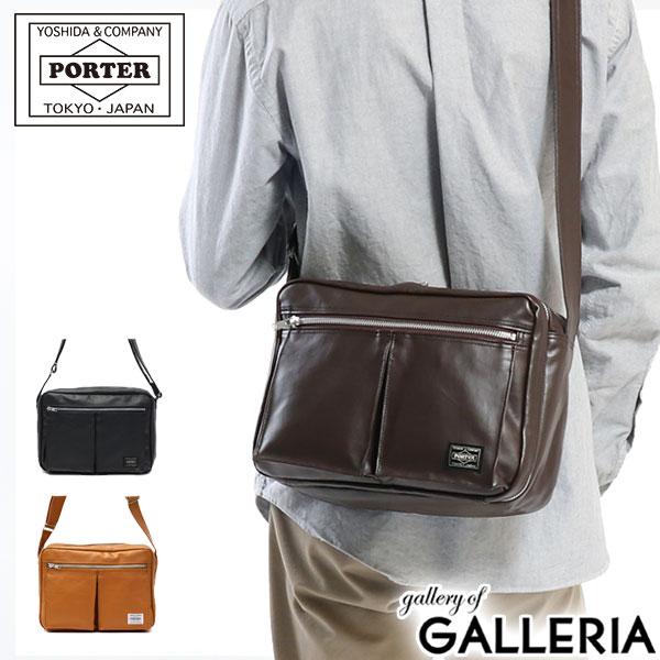 aee3de4e4ca Yoshida bag Porter shoulder PORTER FREE STYLE Freestyle SHOULDER BAG (L) Shoulder  bag Diagonal ...