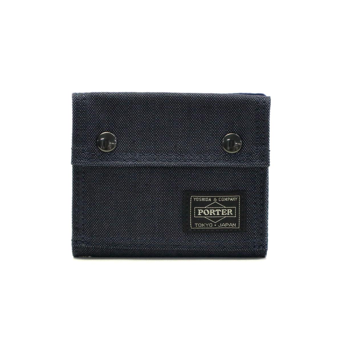 PORTER/ポーター スモーキー 二つ折り財布