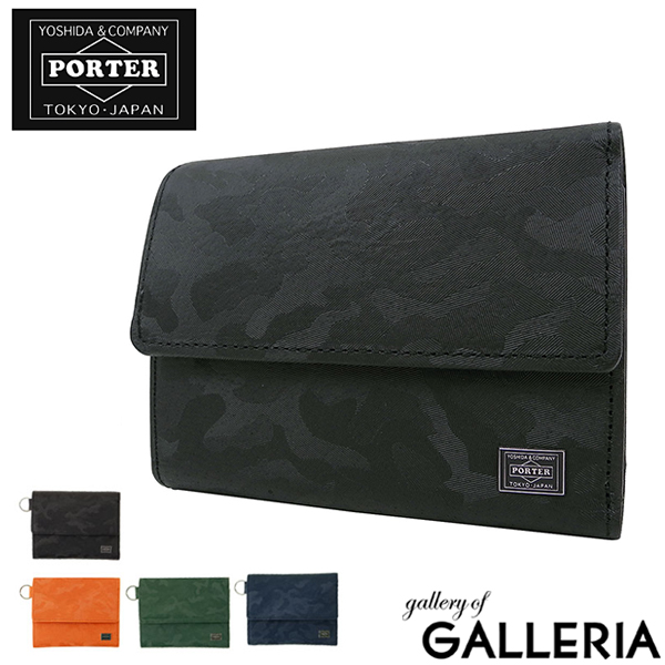 【カードで29倍 | 6/10限定】 吉田カバン ポーター 財布 ワンダー PORTER WONDER 三つ折り財布 メンズ ポ-タ- 342-06037ポーター