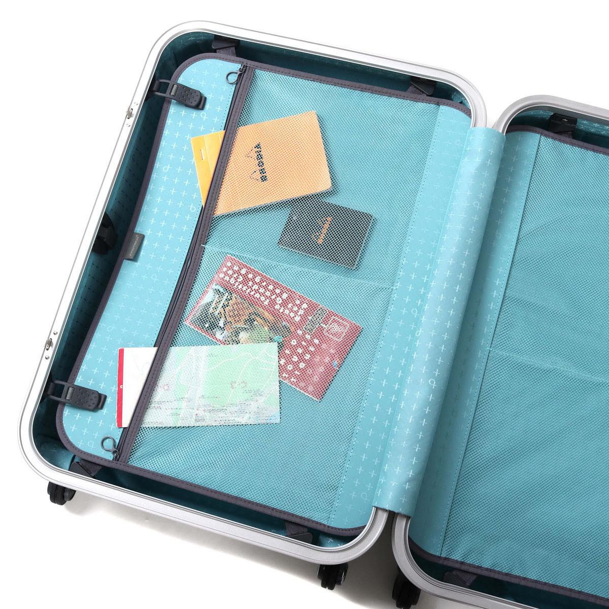 プロテカスーツケース PROTeCA プロテカエキノックスライトオーレ 68L 5-6 night light weight EQUINOX LIGHT ORE frame carry case ace ACE 00741