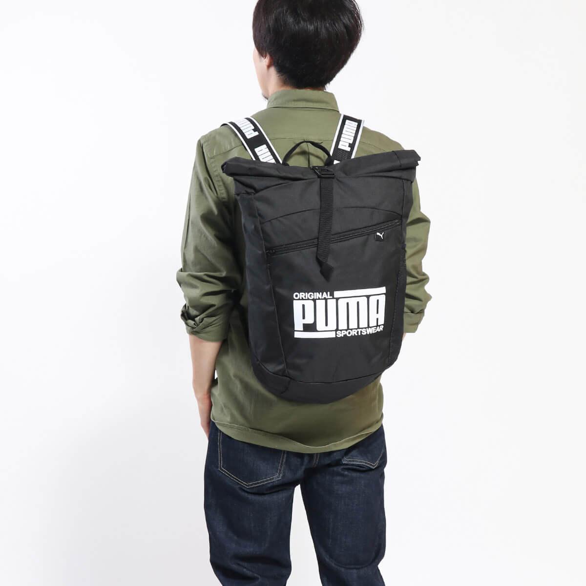 4013723c59 ... [SALE 30% OFF] PUMA rucksack backpack mens womens backpack daypack A4  23L commuting ...