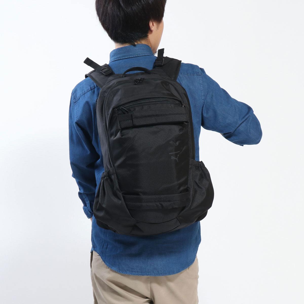 75de2a33f1 GALLERIA Bag-Luggage   SALE 30% OFF  PUMA backpack rucksack mens womens A4  PCStorage commuting to school Street Fashion 075450