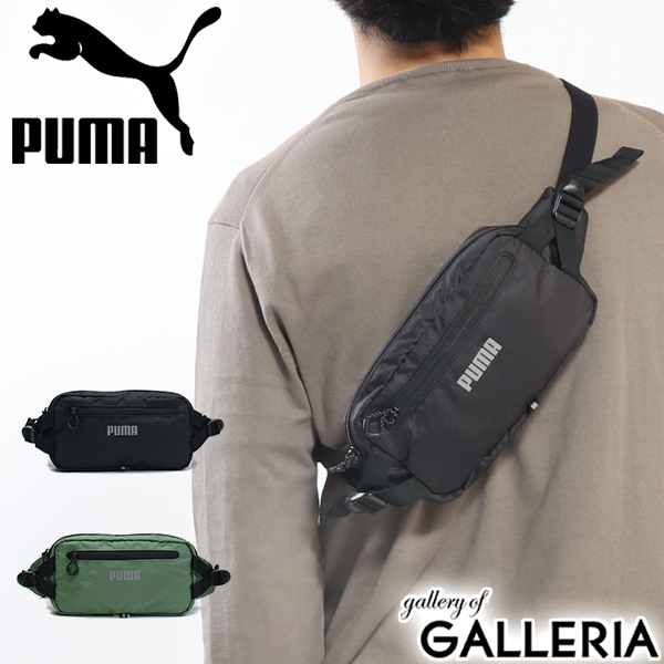 dc1cdff1e7  SALE 30% OFF  PUMA Waist bag womens hipbag PR clasical Waist bag large  size lightweight Run training sport 075472