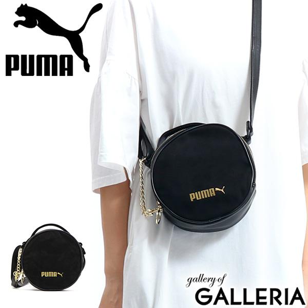 PUMA Women's Prime Premium Round Case Shoulder Bag Pochette 2 L Women 075591