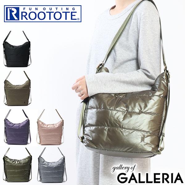 無料ラッピング | ルートート トート ROOTOTE LT.フェザールーセオルーA FEATHER ROO 2WAY トートリュック ショルダー 軽量 軽い ファスナー付き レディース:ギャレリア Bag&Luggage