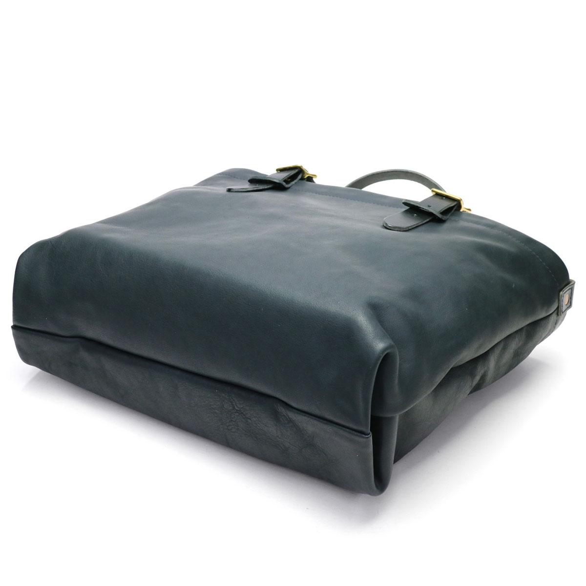 Bespoke SLOW rubono 2WAY tote bag men's ladies Tochigi leather 300S30CG