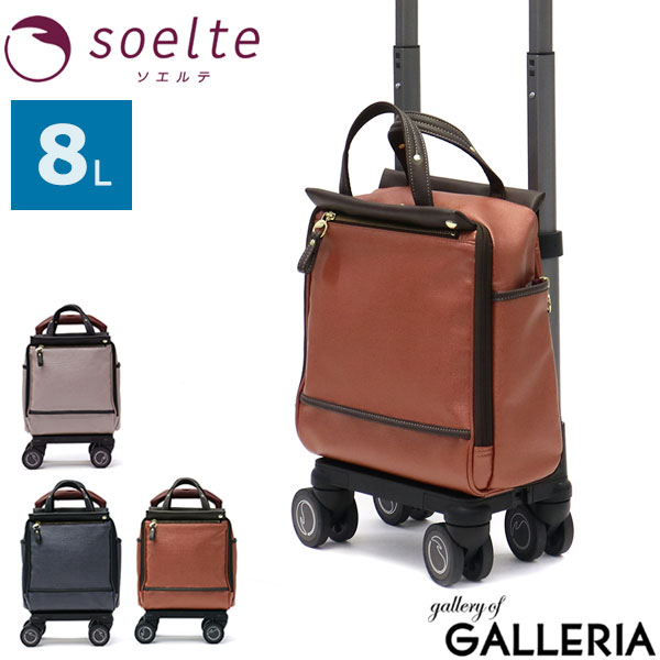 Soelte Carry Case Trolley Bag Carand 8l S Handbag Women 55791