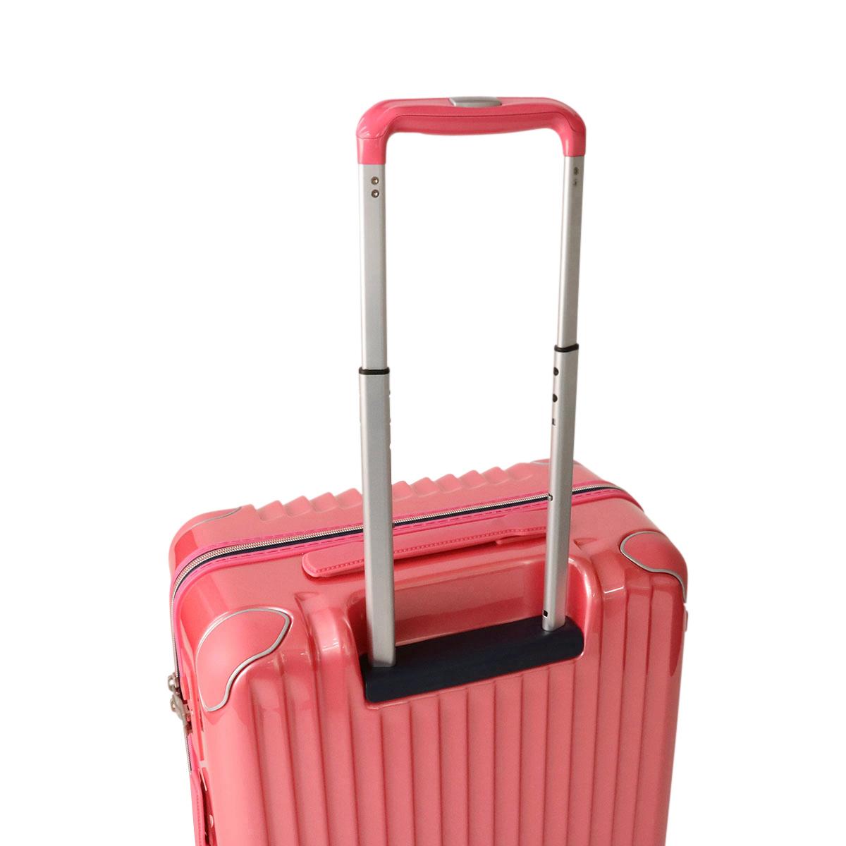 欧盟货物 airtrans 货物运输手提箱轻量级三重奏三重奏 4 轮携带案例 55 L S 大小 3 或 4 晚猫 633N