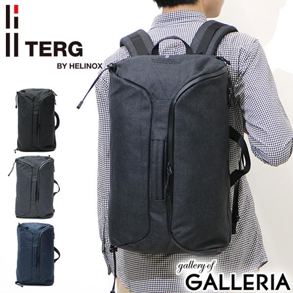 GALLERIA Bag-Luggage | Rakuten Global Market: TERG BY HELINOX 3 Way ...