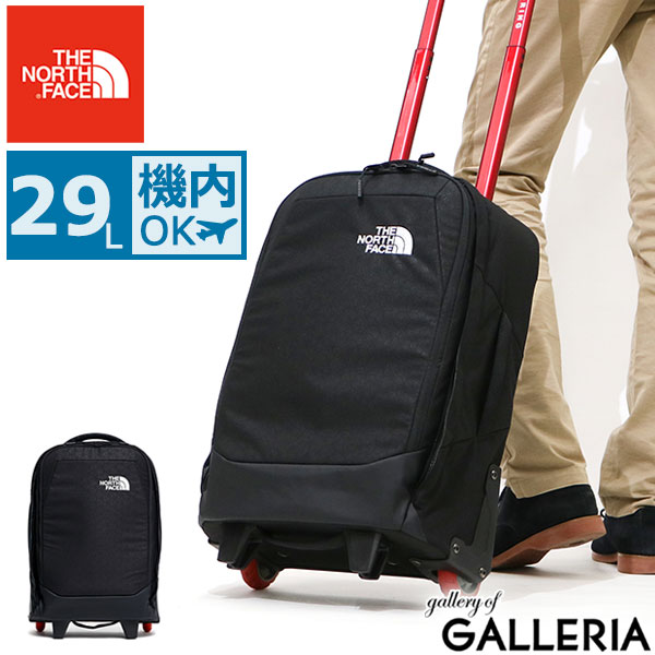 57a60dae7 THE NORTH FACE carry bag Overhead 29L trolley travel in-flight carry-in NM  81657