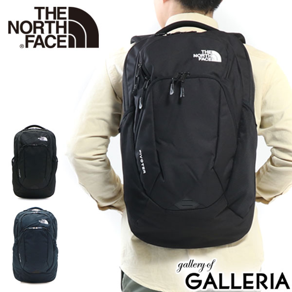 24a4cda6b THE NORTH FACE Daypack Backpack Pivoter Rucksack Outdoor 27L B4 PC Storage  Men's Women's NM71853