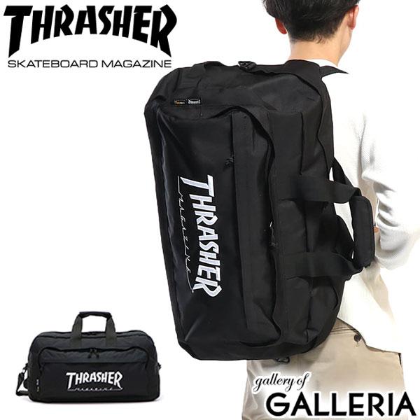 스랏샤보스톤밧그 THRASHER 3 WAY 보스턴 배낭 40 L배낭 숄더 대용량 큰 여행