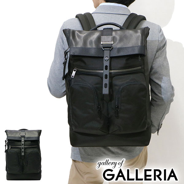 Tumi Alpha Bravo Rucksack London Roll Top Backpack An Pc Storage 232388