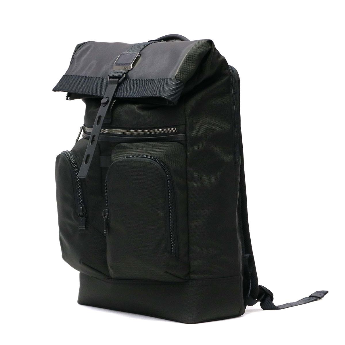 2fbd348eb96 TUMI ALPHA BRAVO Rucksack London Roll-Top Backpack TUMI JAPAN PC storage  232388