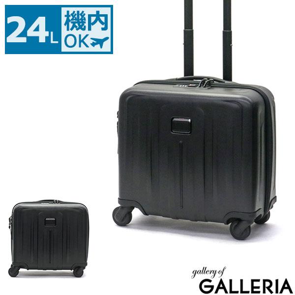 【カードで最大37倍   11/30限定】【日本正規品】 トゥミ スーツケース TUMI V4 コンパクト・4ウィール・ブリーフ キャリーケース 機内持ち込み Sサイズ 24L ビジネス 出張 軽量 メンズ トゥミジャパン 22804004