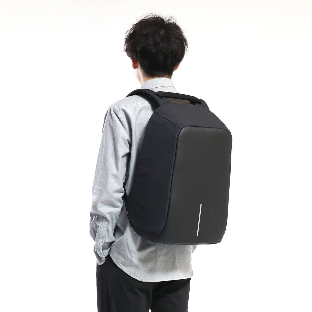 2096b12af70 ... XD DESIGN Bobby XL Backpack B4 crime prevention men's ladies P705-562  ...