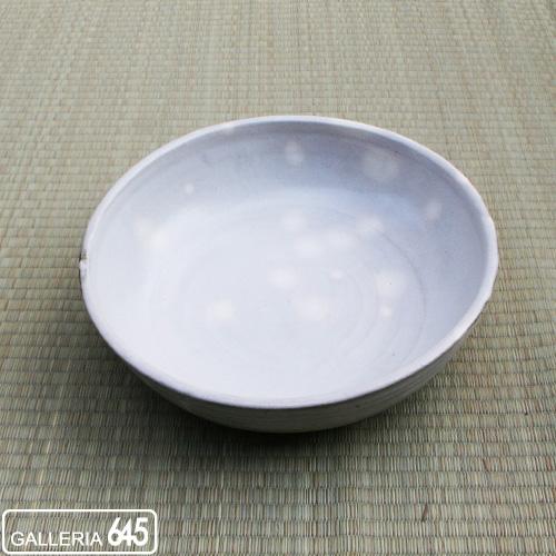 粉引尺盛鉢:027027:川口武亮