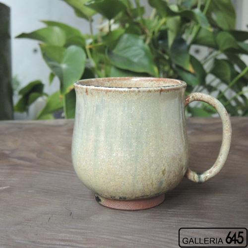 銀河釉マグカップ(睦月銀河):中尾哲彰