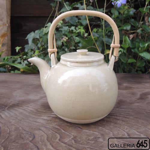 土瓶(銅釉):かねき陶房 菊地 穣
