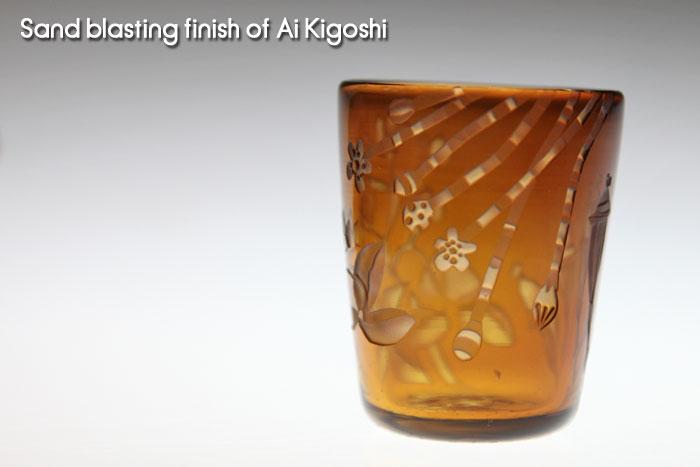 イワガラミとアジサイぐいのみ・酒器・グラス・プレゼント・ギフト・父の日・還暦・誕生日・退職祝い