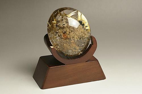 究極のルチル水晶 フリーカット