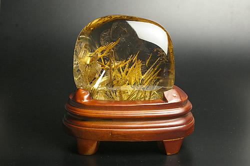 究極のルチル水晶フリーカット