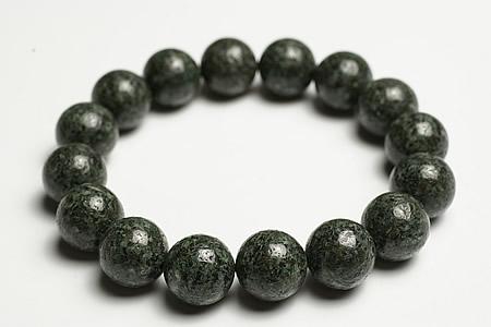 12mmプレセリブルーストーンTMブレス Mサイズ16玉 ストーンヘンジの石
