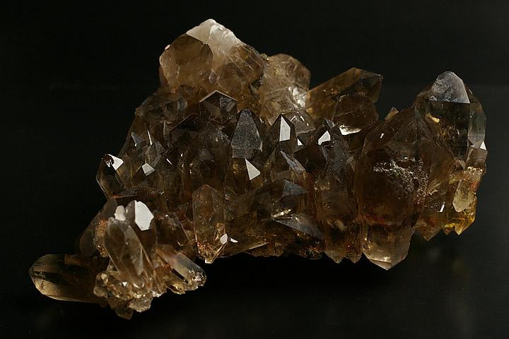 プレミアムグレード!ルチル水晶クラスター