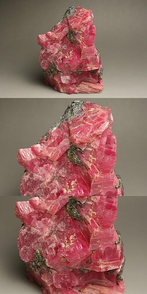 ロードクロサイト(インカローズ)結晶 コロラド産