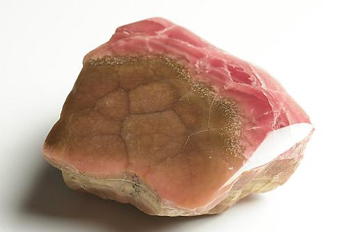 北海道産インカローズ、ロードクロサイト原石