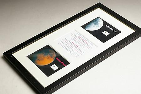 コレクション用!月隕石・火星隕石セット