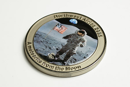 10800円均一!月隕石コイン(Moon Rock) ネコポス対応!