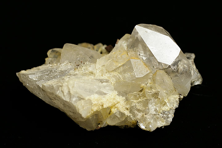 アフガニスタン産水晶クラスター