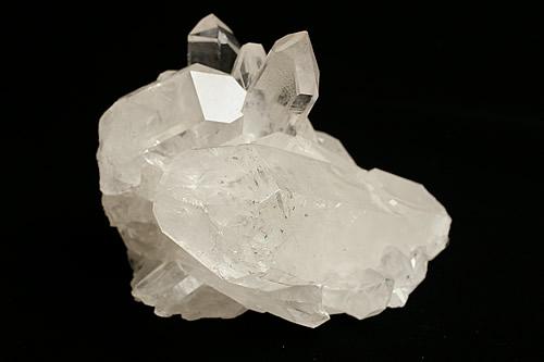 ブラジル産水晶クラスター超特級品