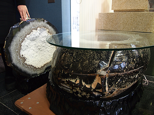 博物館クラス!超特大メノーテーブル ブラジル産
