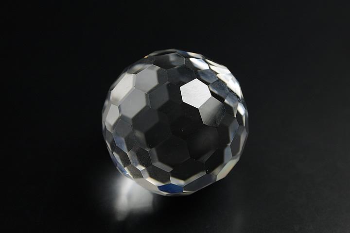 32mm水晶無垢ミラーボール
